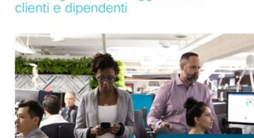 Un provider di soluzioni finanziarie all'avanguardia protegge i dati di clienti e dipendenti