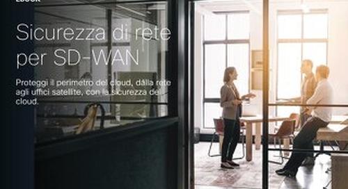 Sicurezza di rete per SD-WAN