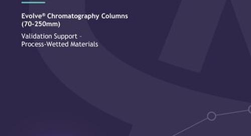 Evolve® Column Validation Support Document