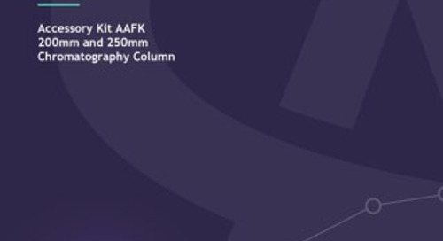Column Feet kit fitting guide