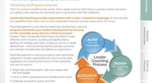 Leadership Coaching Programs