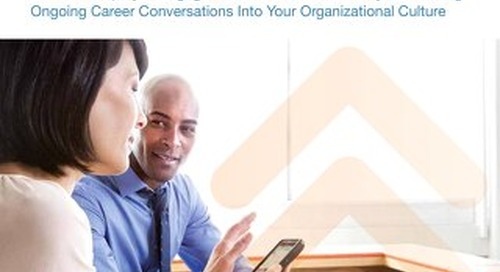 Talk The Talk: How Ongoing Career Conversations Drive Business Success