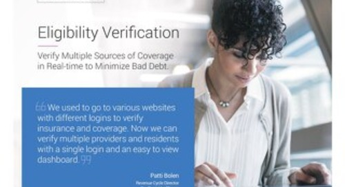 Customer Story - Southern Healthcare and Eligibility Verification
