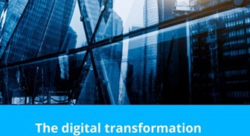 The digital transformation delusion: what's the state of accounts payable transformation in financial services?