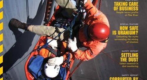 Australasian Mine Safety Journal Issue 16 Autumn 2013