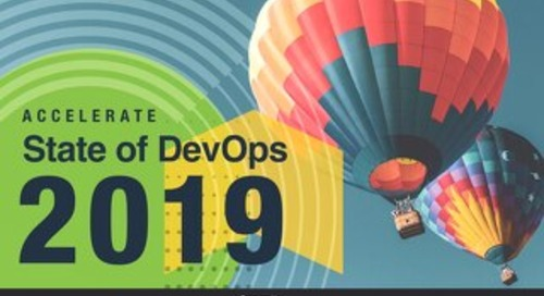 DORA Report: State of DevOps