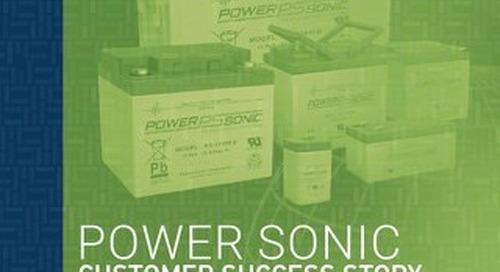 Customer Success Story: Power Sonic