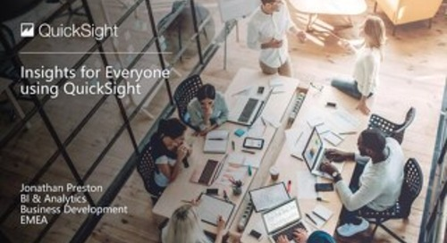 Insights for Everyone using QuickSight_AWS_20200205