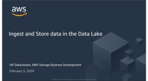 Moving and storing data_AWS_20200205