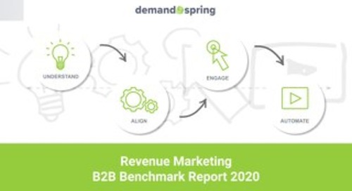 B2B Revenue Marketing Benchmark Report 2020