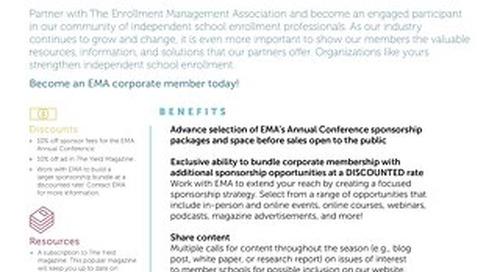 EMA Corporate Membership