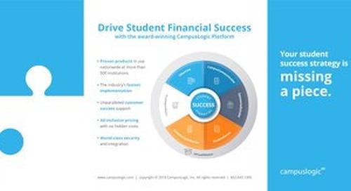 CampusLogic Platform Brochure