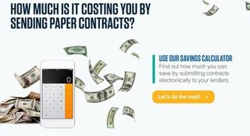 Digital Contracting Calculator