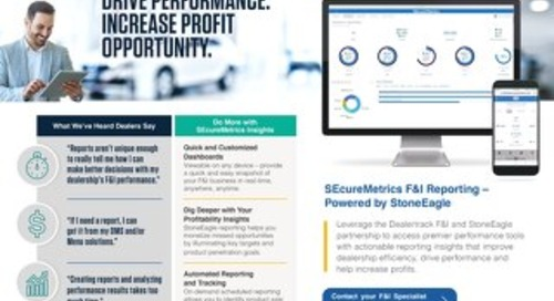 SEcureMetrics StoneEagle Info Sheet