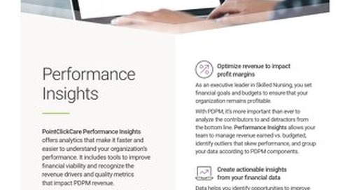 Solution Spotlight: Performance Insights