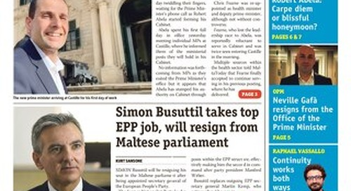 MALTATODAY 15 January 2020 Midweek