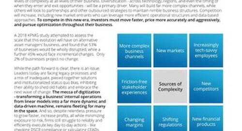 A digital platform for investors