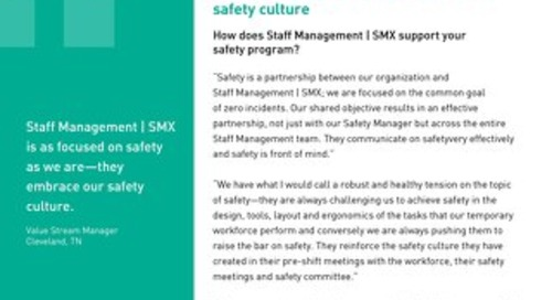 Safety Client Testimonial