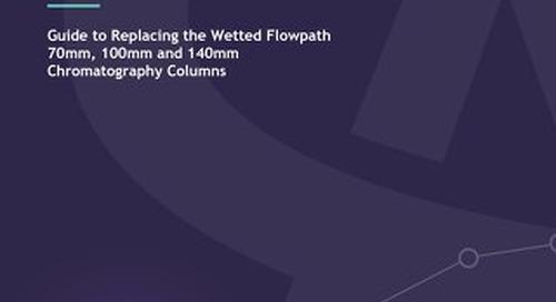 Refresh Kit Fitting Guide for Evolve™ 70, 100 & 140 columns