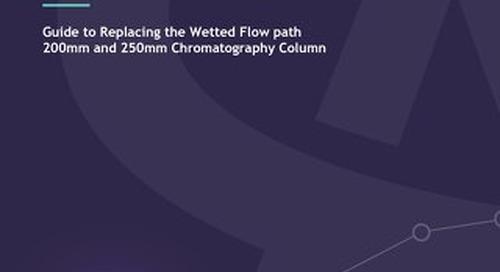 Refresh Kit Fitting Guide for Evolve® 200 & 250 columns