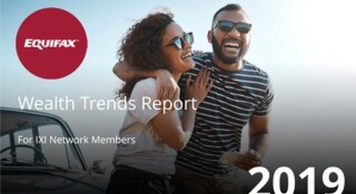 Wealth Trends 2019 Report - For IXI Network Members