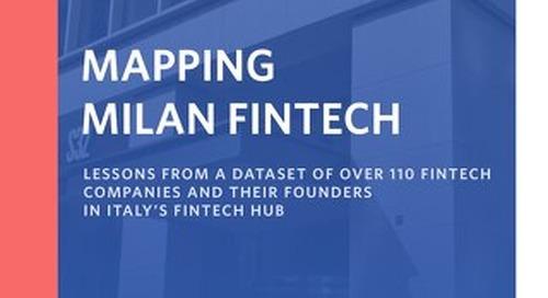 Mapping Milan Fintech