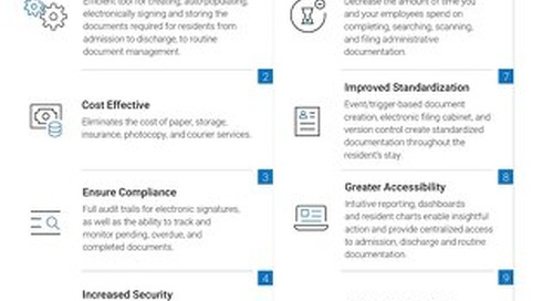 Top 10 Reasons to Implement Document Manager