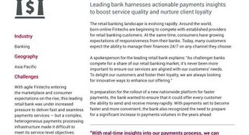 Leading retail bank