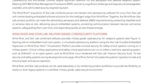 Meeting Cybersecurity, Safety, and Reliability Controls for Your Linux-Based Systems