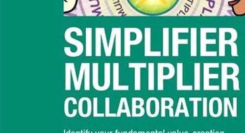 Simplifier-Multiplier Collaboration