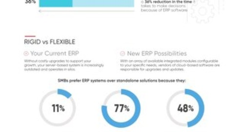 When to Replace ERP Infographic