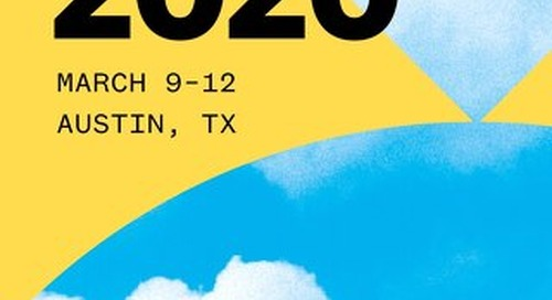 SXSW EDU 2020 Pocket Guide