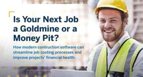 Is Your Next Job a Goldmine or a Money Pit?