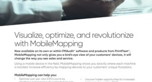 MobileMapping Solution Flyer
