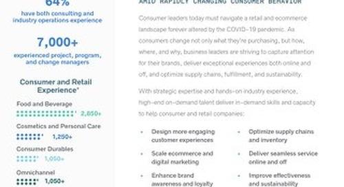 BTG Key Strengths: Retail