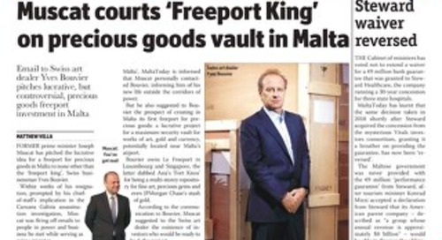 MALTATODAY 1 March 2020
