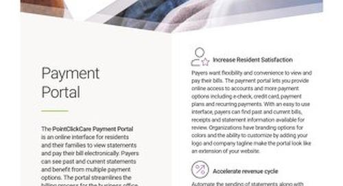Solution Spotlight: Payment Portal