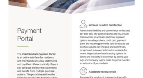 Solution Spotlight: Payment Portal