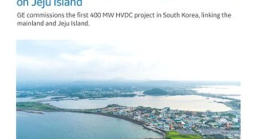 Case Study: Jeju Island HVDC link II