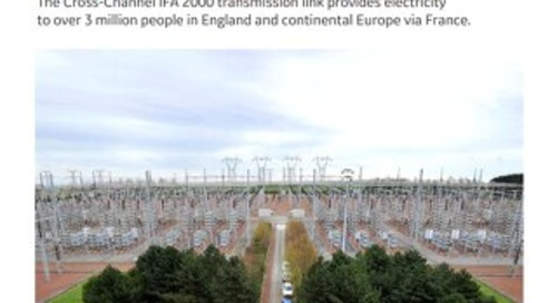 Case Study: IFA 2000 France – UK HVDC transmission link