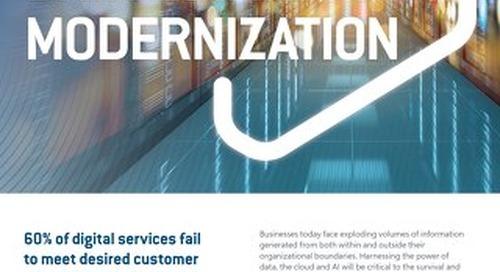 NS:GO Data Estate Modernization 2020