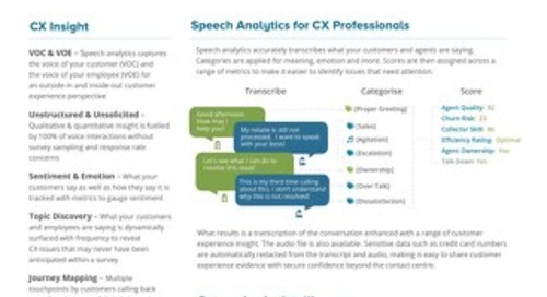 CallMiner CX