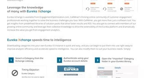 Eureka Xchange
