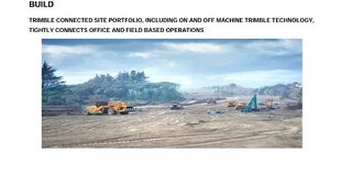 Trimble M2PP Road Construction White Paper - English
