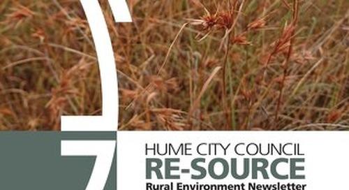 Resource Newsletter - Autumn 2020