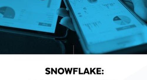 Snowflake: すべてのアナリティクス・ ニーズに応える単一のクラウド・ データプラットフォーム