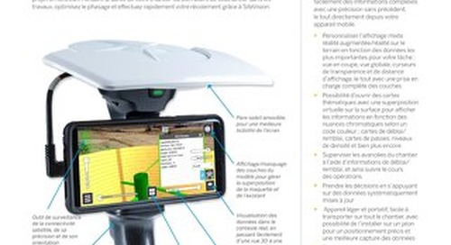 Trimble SiteVision Datasheet - French