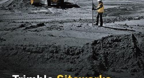 Trimble Siteworks Positioning Systems Datasheet - English