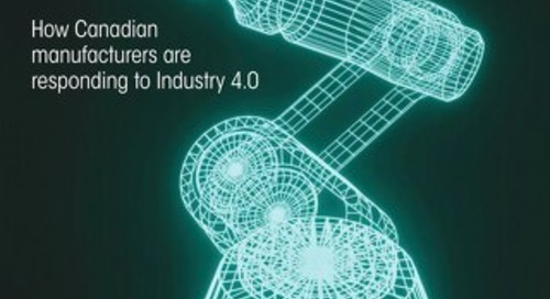 How Canadian manufacturers are responding to Industry 4.0