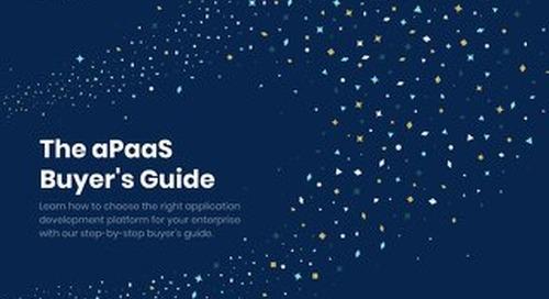 eBook: The aPaaS Buyer's Guide